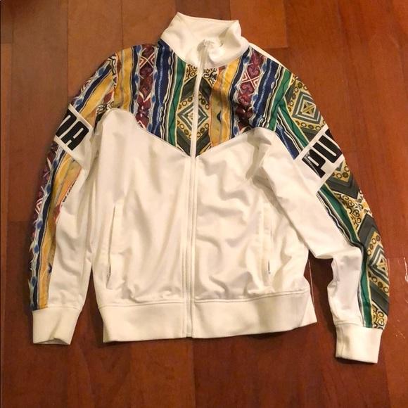 COOGI Sweaters | Puma X Coogi White